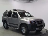 2014 Nissan Xterra S New Price! Clean CARFAX. 4WD, ABS