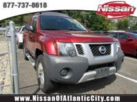 Look at this 2014 Nissan Xterra S. Its Automatic
