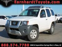 We are happy to offer you this 2014 Nissan Xterra which