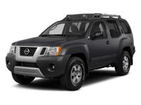 2014 White Nissan Xterra X Great Condition, EXCLUSIVE