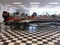 2014 Nitro Z8 powered by a Mercury 250 Pro XS! Boat