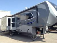 "2014 Open Range 3X, Unit in ""like new"" condition."