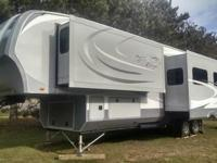 2014 Open Range 413rll 5th wheel bunk home. I bought it