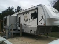 THIS IS A NEW CAMPER! I USED IT ONLY ONCE!