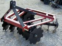 Harrows Disc Harrow. 2014 Other Atlas Atlas Disc This