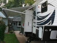 This is a great Toy hauler that sleeps 8. Has 2