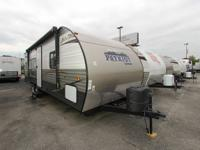 New 2014 Forest River RV Patriot Edition 26BH Travel