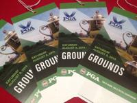 PGA Major Championship tickets for SOLD OUT Saturday