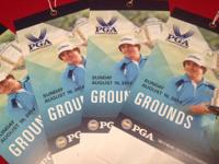 PGA Major Championship tickets for SOLD OUT Sunday