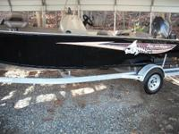 2014 Polar Kraft Outlander 2010 CC CENTER CONSOLE 115HP