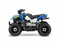 Make: Polaris Year: 2014 Condition: New Great 1st ATV!