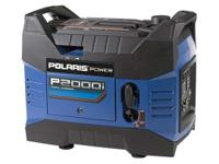 2014 Polaris P2000i New Power Equipment Generators...