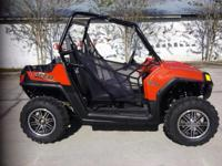 I currently have a 2014 Polaris RZR 570 for sale. This