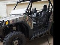 For Sale - 2014 Polaris RZR Pursuit 800 Camo Edition