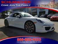 Options:  2014 Porsche 911 Carrera 4S| |Anti-Theft