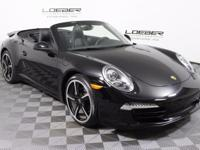 Clean CARFAX. CARFAX One-Owner. 2014 Porsche Certified.