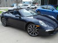 Options:  2014 Porsche 911 Carrera|Miles: 0Color: Dark