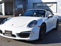 CARFAX 1-Owner! This 2014 Porsche 911 L, has a great