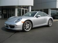 New Arrival! *This 2014 Porsche 911 Carrera will sell