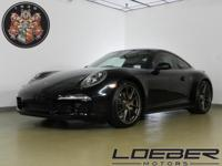 WAS $114,995. Porsche Certified, CARFAX 1-Owner, Superb