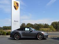 Porsche Certified Pre-Owned! Sport Chrono Package, PASM