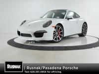 Porsche Certified! Asking price $ 91,900.00, one owner