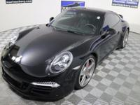 This terrific-looking 2014 Porsche 911 is the rare