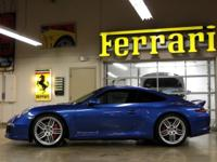 Exterior Color: sapphire blue metallic, Body: Coupe,