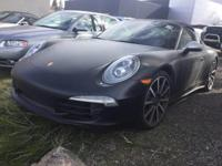 This 2014 Porsche 911 4S is proudly offered by Kendall