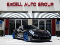 Introducing the 2014 Porsche 911 Turbo Coupe featuring