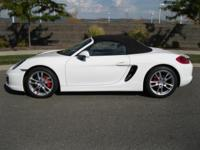 2014 Porsche Boxster S. This Boxster has a great build