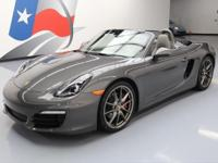 2014 Porsche Boxster with Premium Package,3.4L H6