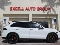 Introducing the 2014 Porsche Cayenne Turbo AWD Sport