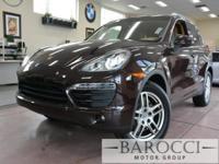 Options:  2014 Porsche Cayenne Base Awd Cayenne 4Dr