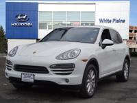 2014 Porsche Cayenne Carrara White Metallic *Balance of