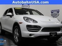 2014 Porsche Cayenne Platinum Edition. STILL UNDER