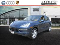New Price! 2014 Porsche Cayenne Dark Blue Metallic 3.6L