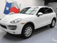 2014 Porsche Cayenne with Convenience Package,8-Speed