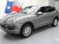 2014 Porsche Cayenne with 3.6L V6 Engine,8-Speed