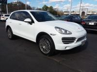 This exquisite Porsche Cayenne has just arrived! Loaded