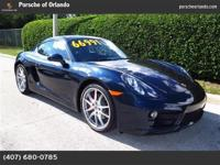 Porsche of Orlando is delighted to provide this 2014