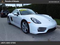 Porsche of Orlando is thrilled to provide this 2014