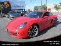 2014 Porsche Cayman For Sale.Features:Rear Wheel Drive,
