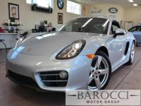 Options:  2014 Porsche Cayman Base Cayman 2Dr