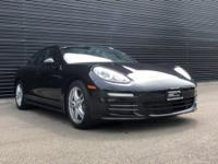MUST-SEE 2014 Porsche Panamera 4 in GREAT Condition!