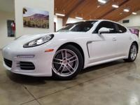 Options:  2014 Porsche Panamera |Buy And Drive Worry