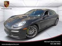 2014 Porsche Panamera S e-Hybrid For