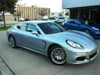 Options:  2014 Porsche Panamera E-Hybrid S|Miles: