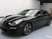 This awesome 2014 Porsche Panamera comes loaded with