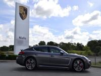 Porsche Certified Pre-Owned!! Adaptive Cruise Control,